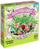 Creativity For Kids GROW Enchanted Fairy Garden Set