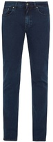 Acne Studios Ace Abyss Cotton-blend Slim-leg Jeans