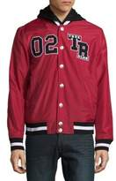 True Religion Tiger Varsity Jacket