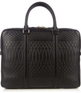 Paul Smith Shoes & Accessories Number 9 Leather Briefcase