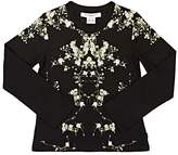Givenchy Baby's Breath Cotton-Blend T-Shirt