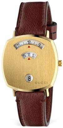 Gucci 35mm Grip Watch
