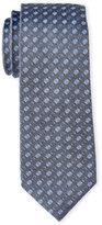 Ben Sherman Blue Arbor Neat Tie