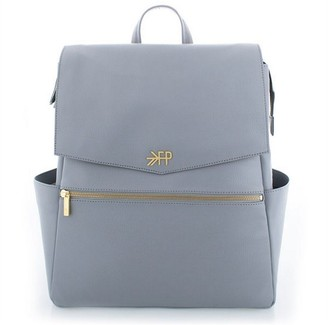 Freshly Picked Classic Spill-Resistant Diaper Bag Stone