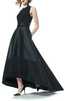 Theia Embellished High/Low Ballgown