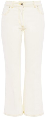 J.W.Anderson skinny flared jeans