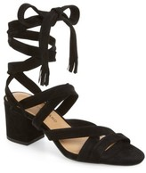 Lucky Brand Women's Idalina Block Heel Sandal