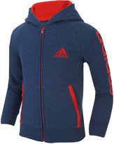 adidas Warm Up Jacket, Toddler Boys (2T-5T) & Little Boys (2-7)