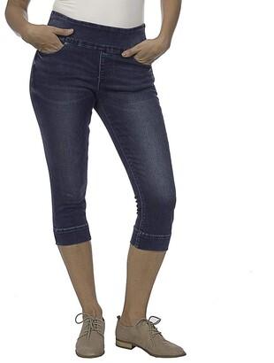 Lola Jeans Women's Michelle Capri