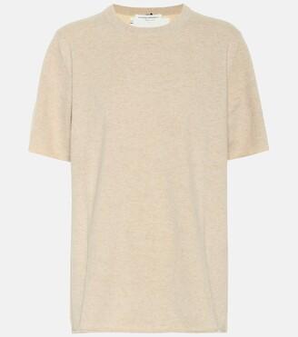 Extreme Cashmere Cashmere-blend T-shirt