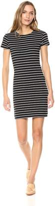 French Connection Women's Tim Knit Stripe Dress