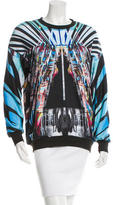 Clover Canyon Long Sleeve Digital Print Top w/ Tags
