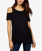 A Pea in the Pod Maternity Cold-Shoulder Nursing Top