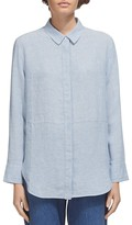 Whistles Alice Linen Shirt