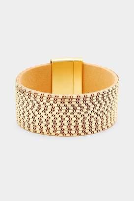 Embellish Chain Magnetic Bracelet