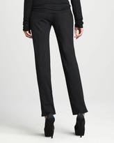 Halston Heritage Slim Tailored Pants