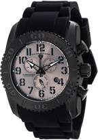 Swiss Legend Men's 11876-TIB-18 Commander Analog Display Swiss Quartz Black Watch