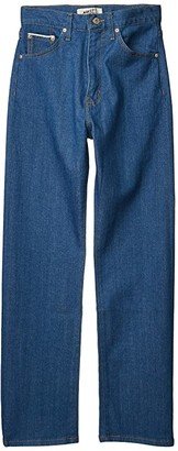 Naked & Famous Denim Classic - Island Blue Stretch Selvedge Jeans (Island Blue Stretch Selvedge) Women's Jeans