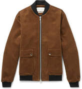 Oliver Spencer Bermondsey Cotton-Corduroy Bomber Jacket