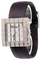 Chopard 'Ice Cube' analog watch