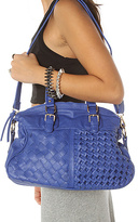 Urban Expressions The Le Petit Bag in Cobalt