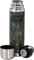Ted Baker Jungle Print Flask - 500ml