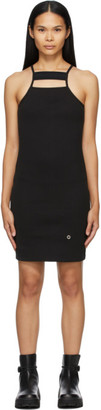 Alyx Black Ribbed Tank Dress