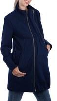 Women's Modern Eternity Convertible Maternity Coat