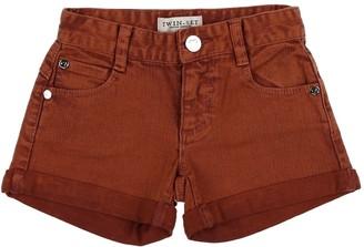 Twin-Set TWINSET Denim shorts