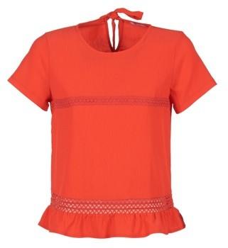 Betty London GEERIE women's Blouse in Red
