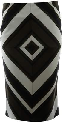 Gianfranco Ferre Khaki Polyester Skirts