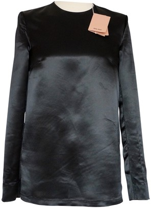 Miu Miu Black Top for Women
