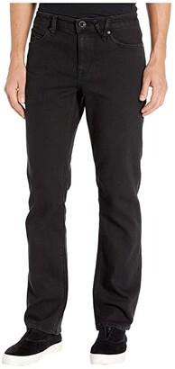 Volcom Solver Denim (Blackout) Men's Jeans