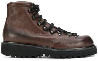Premiata lace-up ankle boots