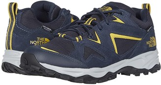The North Face Trail Edge Waterproof (Urban Navy/Bamboo Yellow) Men's Shoes