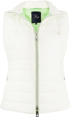 Fay Sleeveless Padded Gilet