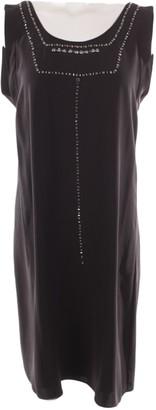 Schumacher Black Silk Dress for Women