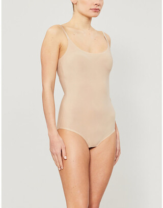 Chantelle Scoop-neck stretch body