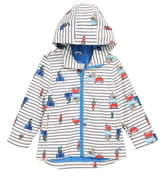 Joules Skipper Rubber Raincoat