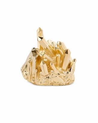 Kendra Scott Metal Crystal Ring Holder