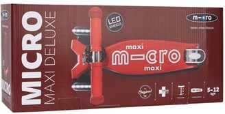 Micro Scooters LED Maxi Deluxe Scooter