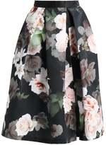 Closet Pleated skirt multi