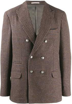 Brunello Cucinelli classic double-breasted blazer