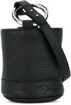 Simon Miller open bucket crossbody bag - women - Leather - One Size