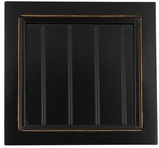 Hattie Server Rosalind Wheeler Color: Antique Black