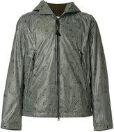 C.P. Company printed goggle jacket