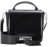 Kenzo Tasselled leather shoulder bag