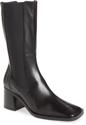 Miista Estelle Block Heel Boot