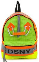 Heron Preston logo backpack