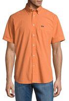 Façonnable Button-Down Cotton Casual Shirt